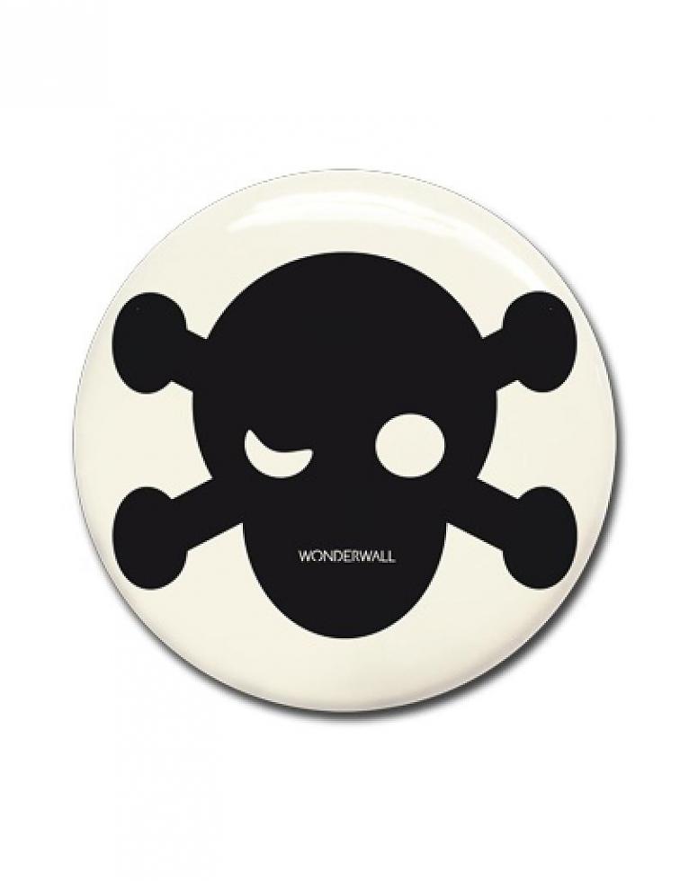 Wonderwall Magneetje Piraat