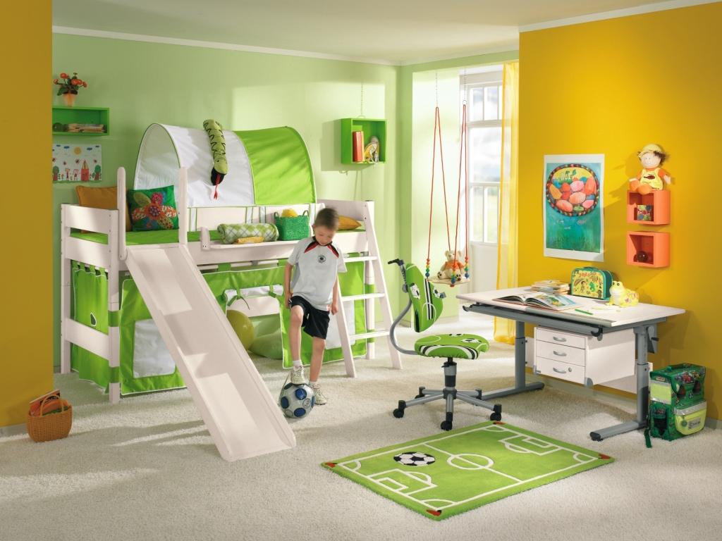 Kinderkamer Pinetta van Paidi