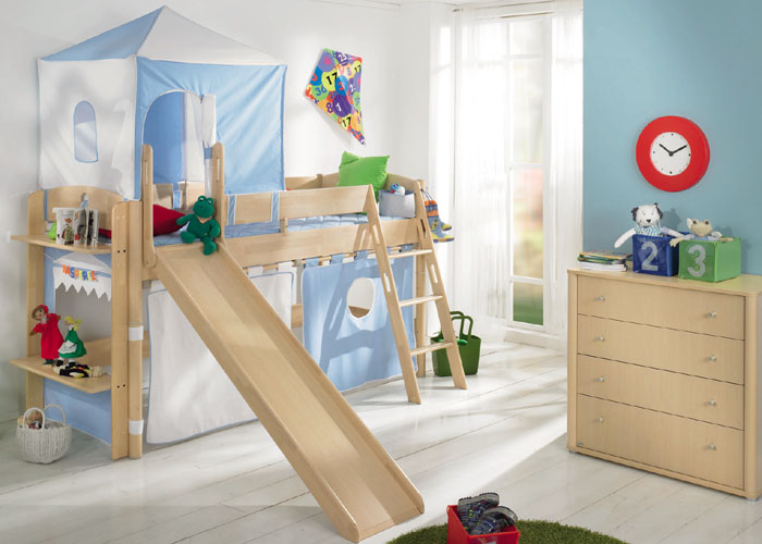 Kinderkamer Fleximo van Paidi