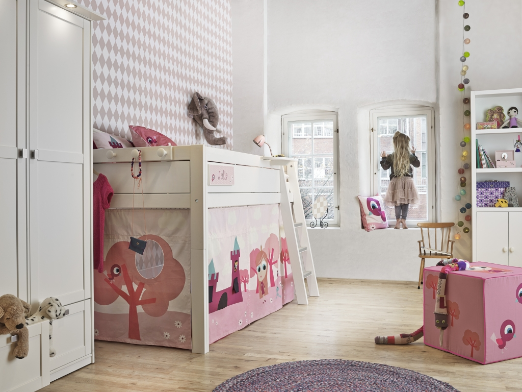Kinderkamer prinses en ridder van Lifetime