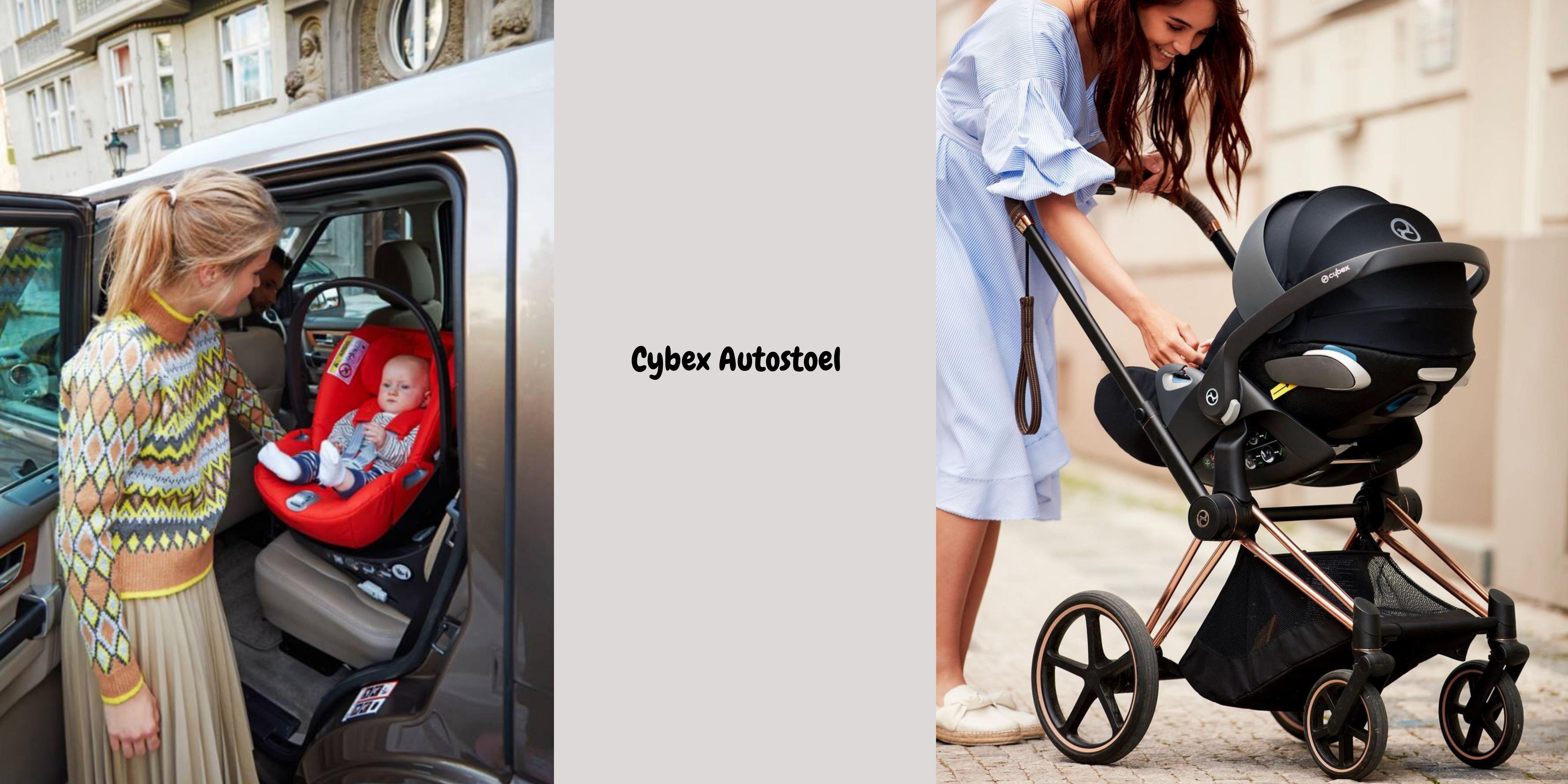 5 Voordelen Van De Cybex Autostoel