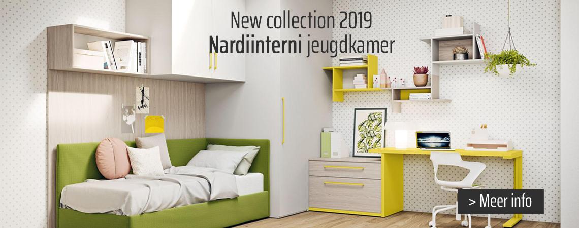 Nardi jeugdkamers new 2019