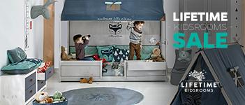 15% Korting op Lifetime Kinderkamers