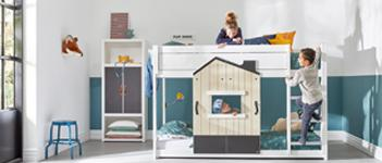 Nieuw! Het Limited edition playhouse bed van Lifetime