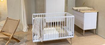 Nieuw! Babykamer Flow van Quax.